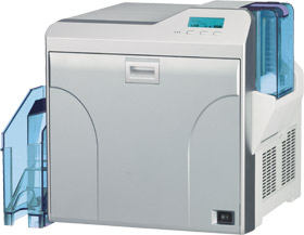 CX-D80H Retransfer Card Printer